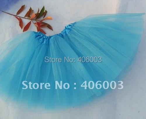 Юбка для девочек балетные юбки-пачки Танцевальная вечеринка пачка юбка