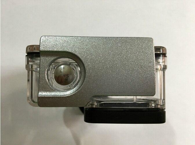 Aluminum Waterproof Case Housing Lock for GOPRO 5 Action Camera Top Metal Fastening Buckle Parts