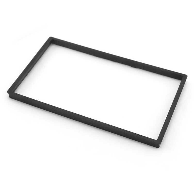 ABS пластик автомобиля 2Din радио фасции панель приборная панель рамка для Honda для Chevrolet Epica 2DIN фасции панель приборной панели рамка Радио Установка