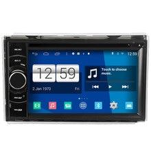 S160 Sistema Android 4.4 6.2 pulgadas de Pantalla Táctil Digital de 2 Din Coche DVD GPS Jefe Unidad Sat Nav con Radio