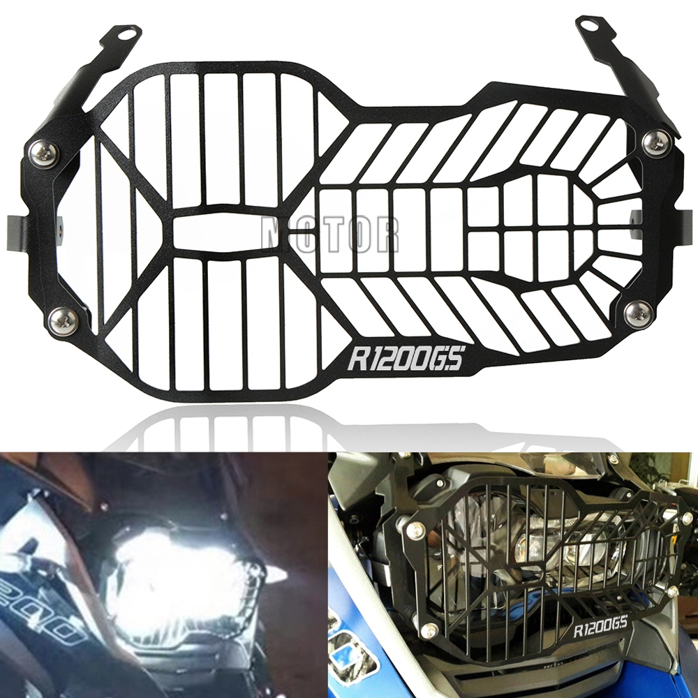 For BMW R1200GS Adventure 2013-2017 Stainless Steel Radiator Grille Guard Cover