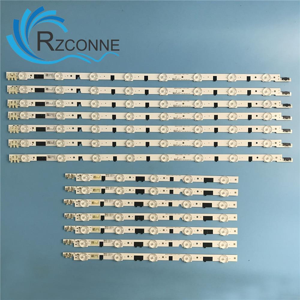 LED Backlight Strip For UE40F6500 UE40F6200AK CY-HF400BGLV2H UE40F5300AK BN96-25305A UE40F5570 BN96-25521A UE40F6800 UE40F6740