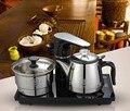 Voll automatische oberen wasser elektrische wasserkocher funkelnden tee set Überhitzung Schutz-in Elektroschloss aus Haushaltsgeräte bei