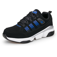 Men Casual Shoes Lace Up Male Brand Fashion Designer Outdoor Sneakers Comfortable Man Flock Soft Trainer Big Size