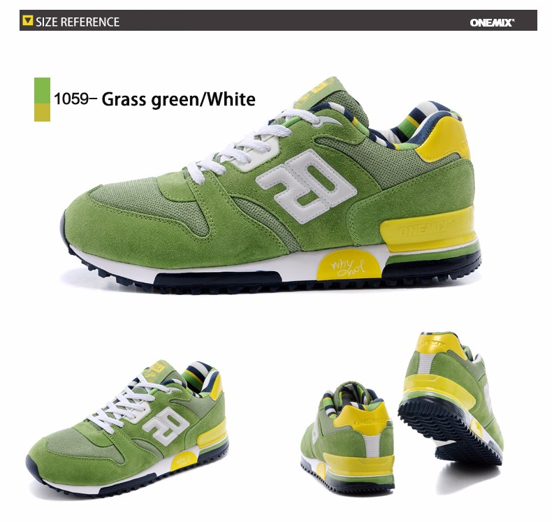 ONEMIX Men Retro 750 Running Shoes Rubber Leather Sport Women Trainers Sneakers Breathable Female Walking Jogging Shoes EU 36-44 16