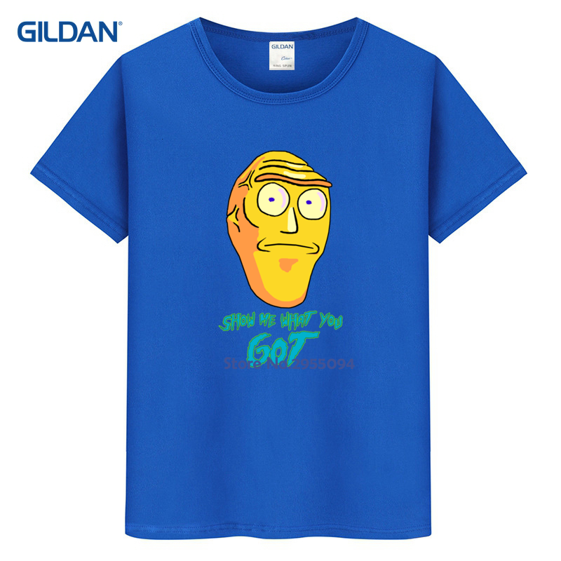 Tee Shirt Sites 2017 Quick Shipping Rick And Morty Anime Tee Show ...