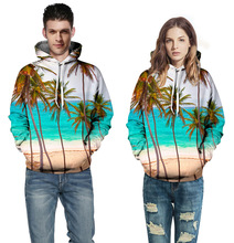 Sweatshirts Men Casual Bluza 3D Print Hip Hop Cotton Size New Sweatshirt Female Pullover Women Harajuku Loose Thick
