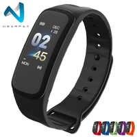 Relojes deportivos Wearpai C1Plus para hombre, control de la presión arterial, control del sueño, reloj Digital, reloj Inteligente