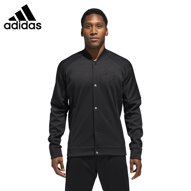 Original New Arrival 2018 Adidas RS VRSTY JCKT Mens jacket running SportswearOriginal New Arrival 2018 Adidas RS VRSTY JCKT Mens jacket running Sportswear