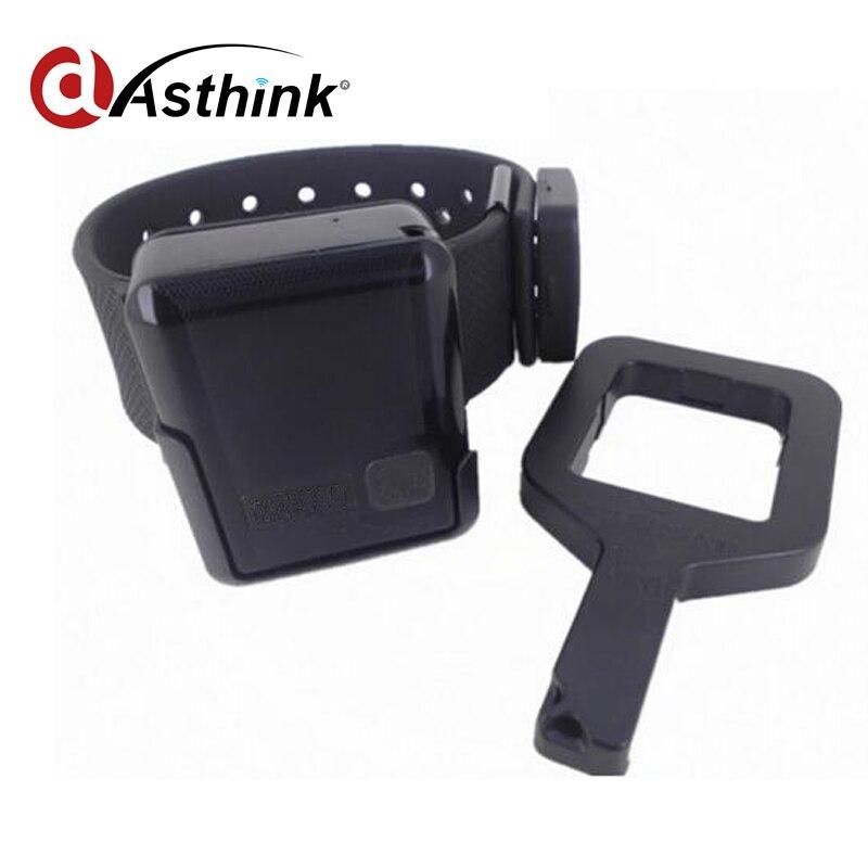 Belt off alarm Bracelet Break Alarm gps tracker AS110 for personal GPS Prionser offender Tracker gps