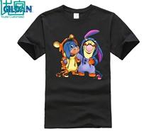 Best Friends Trade Costumes Tigger And Eeyore Shirts