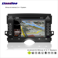 Liandlee Car Android Multimedia Stereo For Toyota Mark X / Reiz 2010~2013 Radio BT CD DVD Player GPS Navi Navigation Audio Video