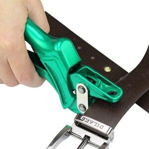 Image 4 - LAOA uso della Mano Perforatrice Forare Morsetto pinze pugno Forare Pinze Per La Cintura