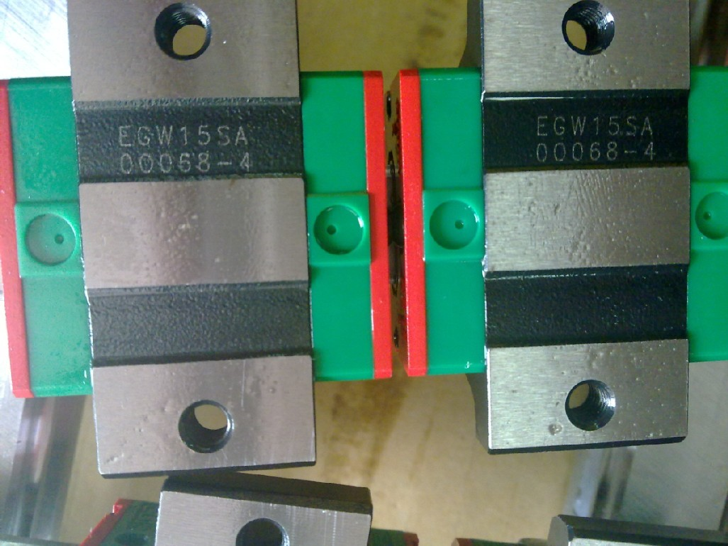 100% genuine HIWIN linear guide EGW25C block for Taiwan hiwin 100