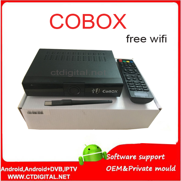 Фото COBOX africa new decoder watch MTV and French SPORT channels on 22W modem +free wifi qsat q19g QSAT Q28G