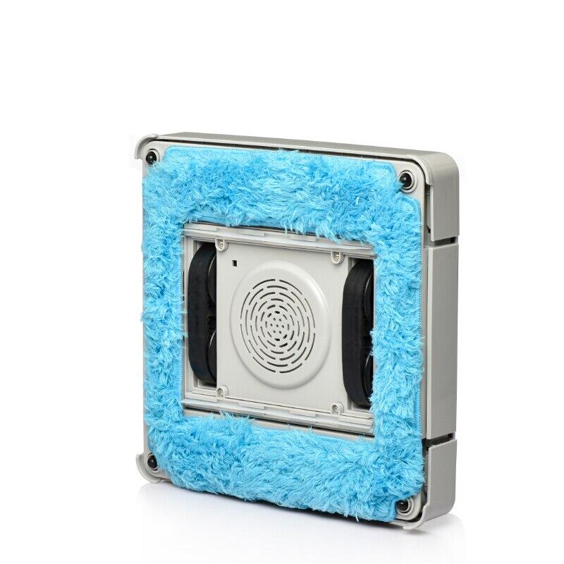 2pcs Mop Cloths for Robot Window Cleaner WS-860(1pc long hair+1pc Short Hair) кий cuetec short veltex 1pc рп 9960 800h