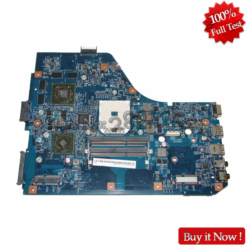 NOKOTION 48.4M702.011 MBRNZ01001 For Acer aspire 5560 5560G Laptop Motherboard System board FS1 & video card MB.RNZ01.001 Tested nokotion mainboard for acer aspire 5738 laptop motherboard ddr2 ati hd4500 video card mbpke01001 mb pke01 001 48 4cg07 011