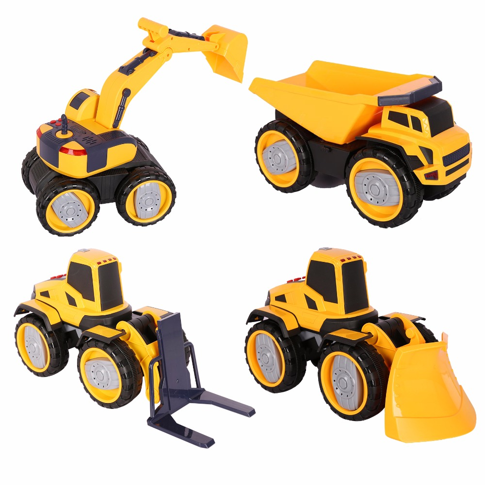 Construction Vehicle Toys For Children Dump Truck