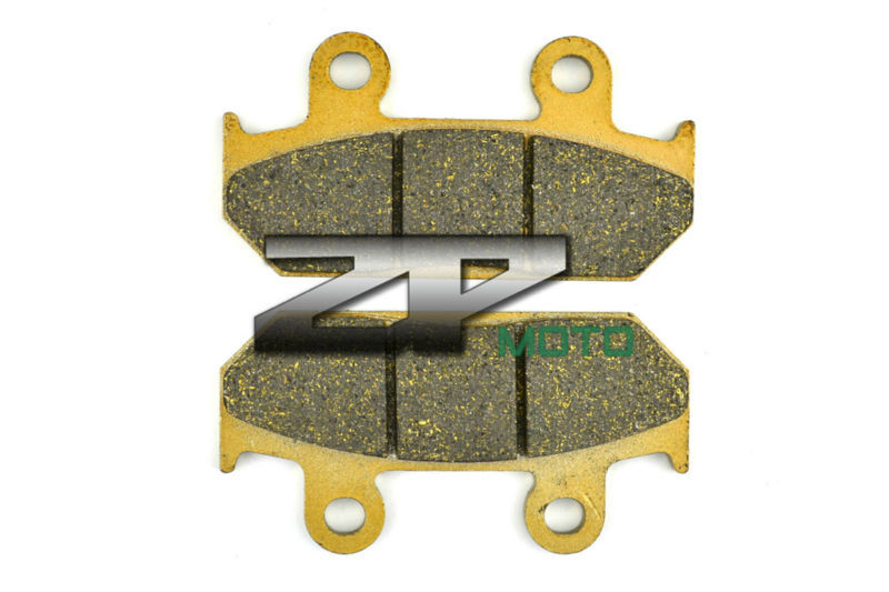 For SUZUKI AN 650 Burgman/Skyware K/Z/L/A 2003-2014 04 05 06 07 08 09 10 11 12 13 Rear Organic Brake Pads OEM New High Quality 2 front 1 rear sets brake pads fits suzuki burgman 650 an650 2003 2014 free shipping