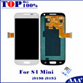 Para samsung galaxy s4 mini i9190 i9192 i9195 lcd screen display touch com digitador + ferramentas gratuitas e vidro temperado