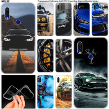 Hot Cool sports car Soft Silicone Case for Xiaomi