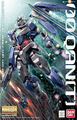 Bandai genuine 1/100 MG 00 quantum Gundam /QAN[T] /gundam model