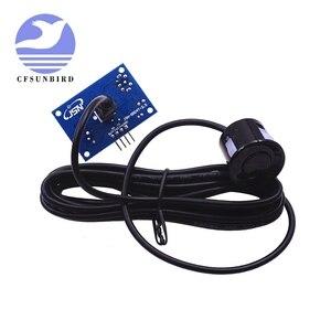 Image 2 - 10set étanche Module à ultrasons JSN SR04T étanche à leau intégré capteur de mesure de Distance capteur pour Arduino