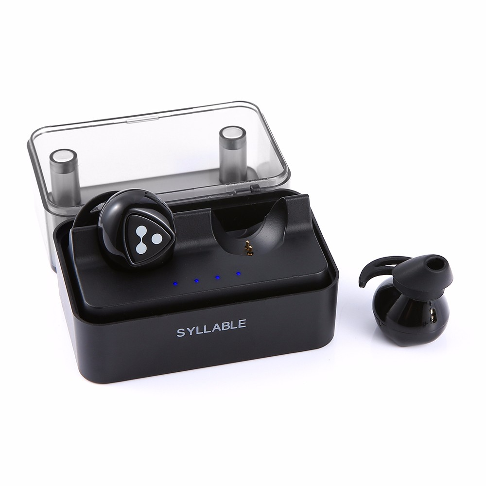 New Original Syllable D900MINI Wireless Bluetooth Earphone auriculares Stereo Headset D900 Mini Mic for iphone 6 Xiaomi 3 Phone syllable d900mini bluetooth 4 1 earphone sport wireless hifi headset music stereo headphone for iphone samsung xiaomi free ship
