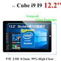 I9 I9 Стеклянный Экран Протектор Для Cube 12.2 Закаленное стекло-экран Протектор 2.5D Высокое Прозрачное Anti-scratch