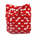 Подгузники детские Моющиеся ткань Пеленки подгузники регулируемые Двубортный