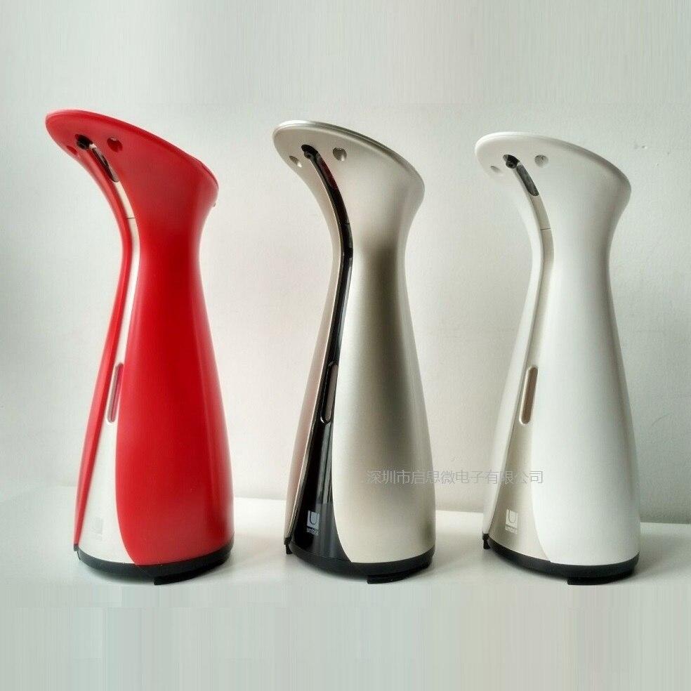 Automatique main distributeur de savon avec IR Capteur Auto Capteur Sans Contact Main Libre Désinfectant Pour Les Mains Bouteille de Liquide de Lavage