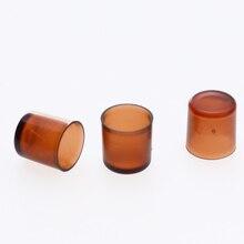 120 шт коричневых сотовых чашек соты для пчеловодов королева разведение пчел чашки набор коробка пчеловодства инструменты для кормления