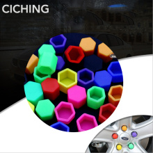 Car Styling 20pcs Silica Caps Hub Screw Protector for Suzuki