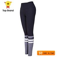 Calzino Leggings Pantaloni Yoga per Le Donne Donna Ragazze Vita Alta Push Up Fitness Palestra Yoga Esecuzione Sport Suit Pantaloni Leggin collant