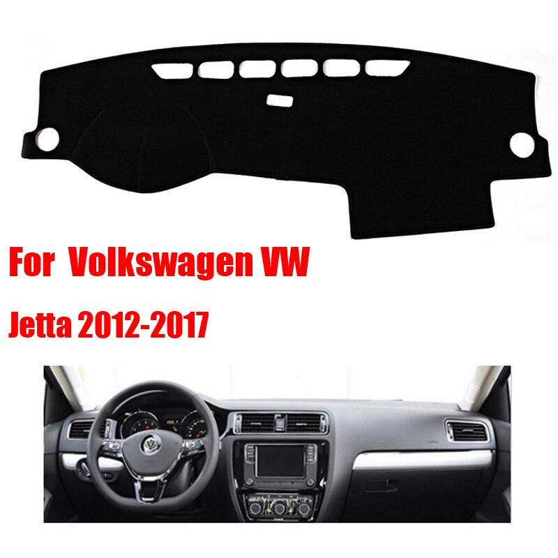 rkac car dashboard covers mat  volkswagen vw  jetta   left hand drives dashmat pad