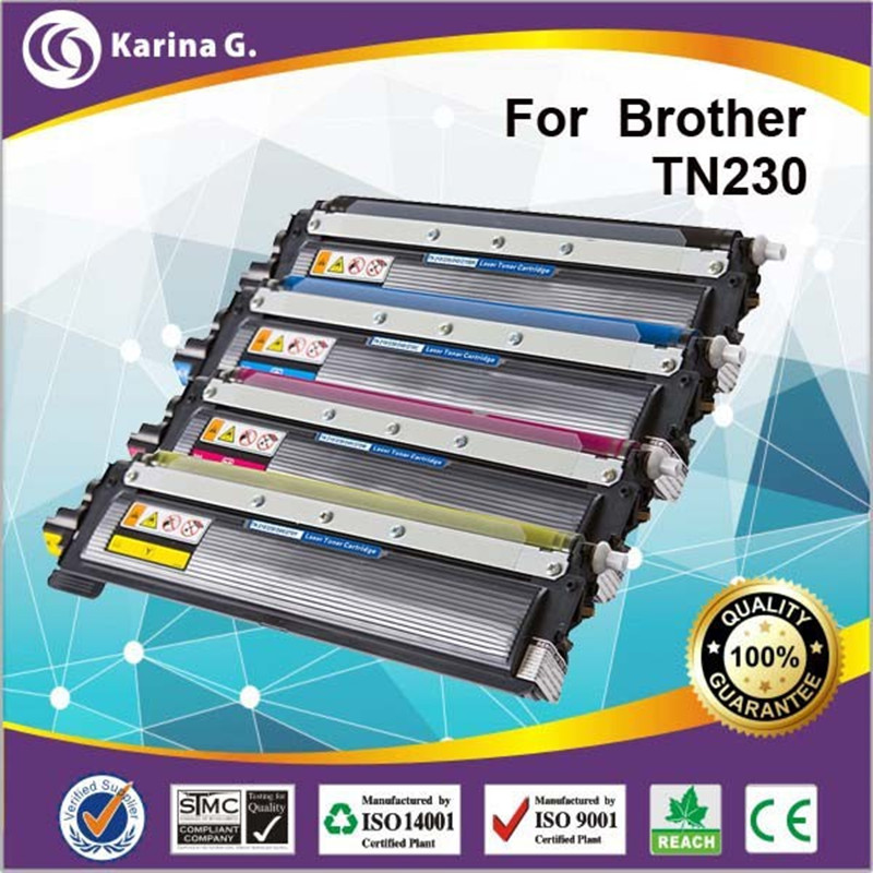 Подробнее о compatible toner cartridge for TN230 BK/C/M/Y TONER for TN-230 for brother HL-3070CW HL-3075W compatible color toner cartridge for brother tn221 tn241 tn251 tn261 tn281 tn291 for mfc9130 9140cdn mfc9330 9340cdw