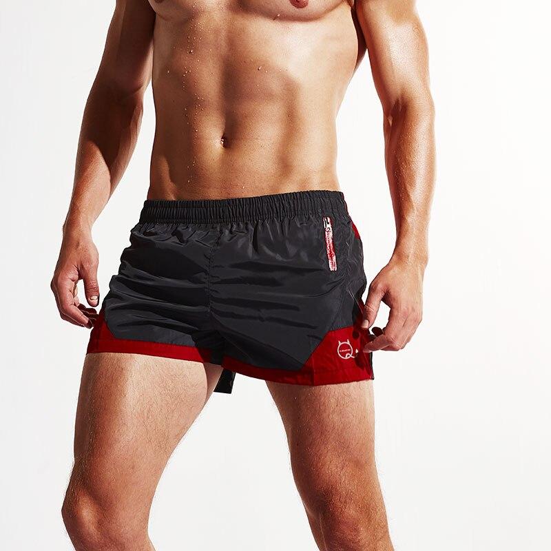 Superbody moški poletje casual moške plaže hlače hlače kratke hlače vodo hitro suho moda kratke hlače barva ohlapno kratek
