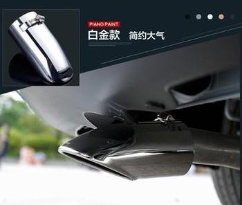 Silencieux de voiture en acier inoxydable à étoile supérieure, tube de silencieux d'échappement, tuyau d'échappement, pour Nissan SYLPHY, Sentra 2012 2016|muffler stainless|muffler tube|nissan sylphy -
