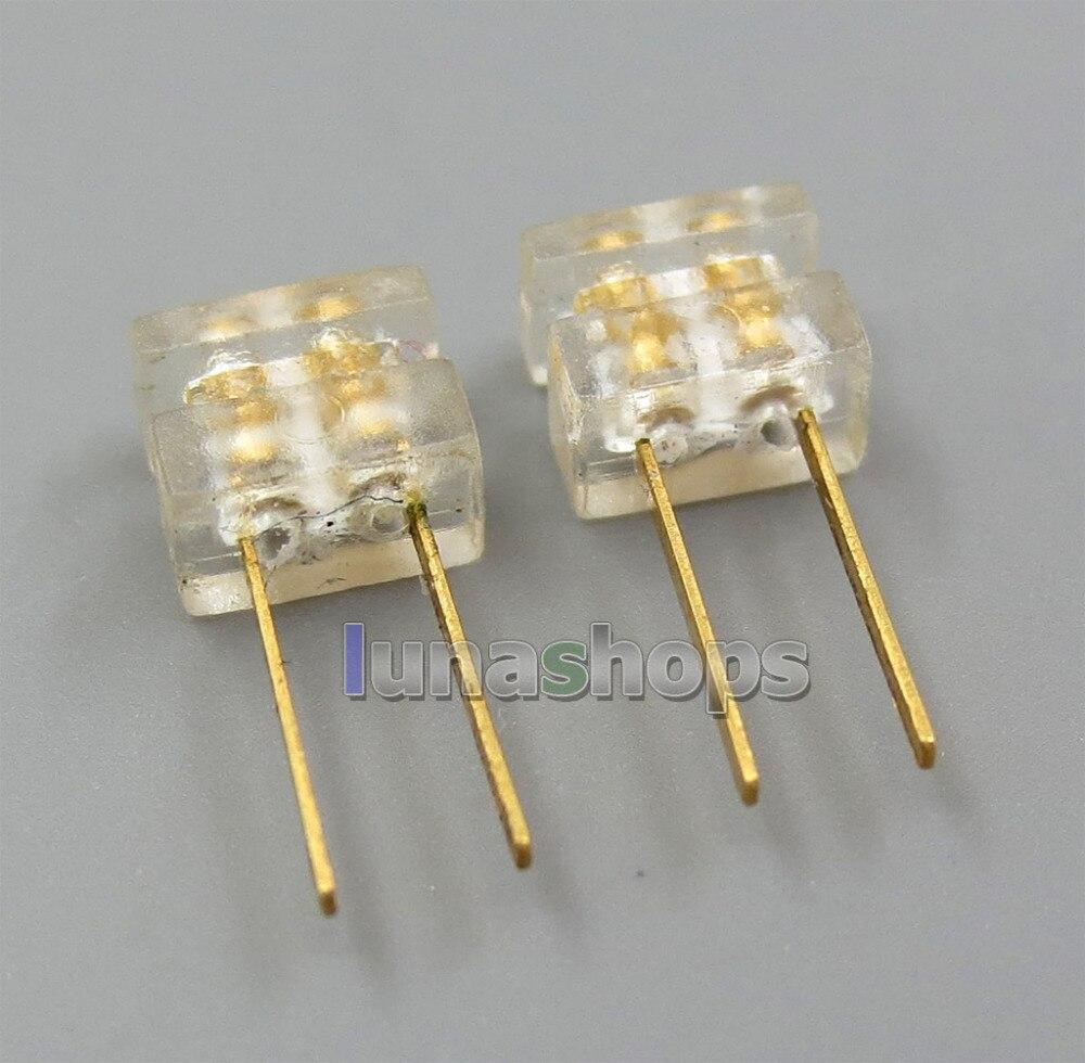 Female Port Socket 0.78mm Earphone Pins Plug For DIY Custom JH Audio westone 1964 ears UE etc. LN005293