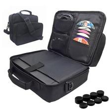 ゲームキャリングケース、旅行ショルダーバッグxboxのone x 1 × コンソール、コントローラ、ゲームアクセサリー保護収納ポケット