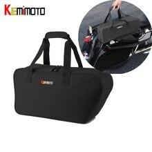 KEMiMOTO Saddlebag Luggage Liner For Touring Road King Honda GL1800 GL1500 GL1200 Models Indian Electra Street Glide