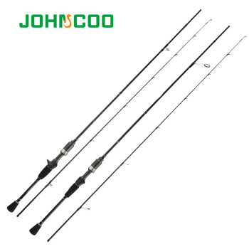 John Coo Glory Carbon Fishing Rod UL Power Fast Action