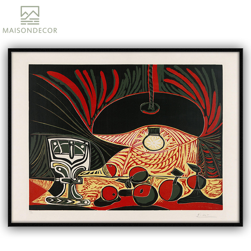 Cubism Pablo Picasso Abstract Art