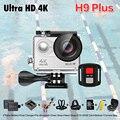Novo! câmera de Ação deportiva Original EKEN H9 remote plus Ultra HD 4 K 30fps Wi-fi 1080 P 60fps 2.0 LCD esporte Ir à prova d' água mini cam