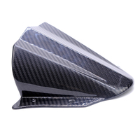 For Yamaha MT09 FZ09 MT FZ 09 2014 2017 Motorcycle Accessories Carbon Fiber Windscreen Wind Deflector