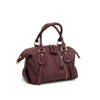The Latest Design Ladies Handbag Small Bag Solid Color Shoulder Bag Fashion Trend Leisure Lady Messenger