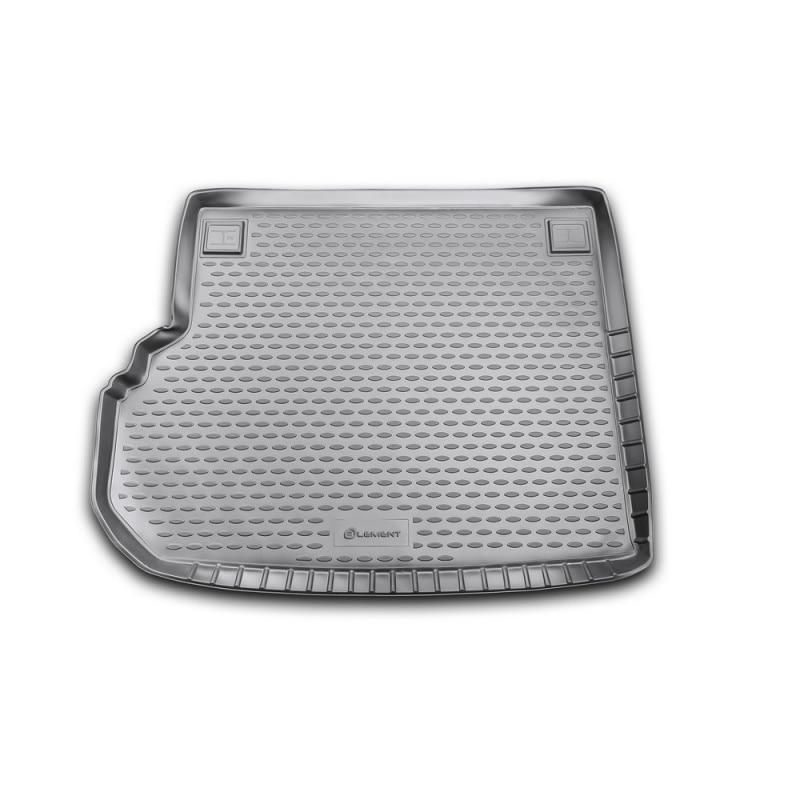 цена на Mat trunk For MERCEDES-BENZ GLK-Class X204, 2008->, cross. (polyurethane)
