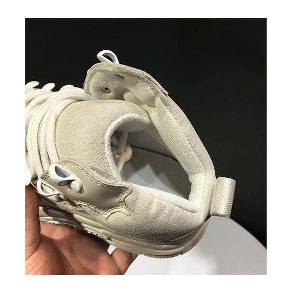 Dames Plate forme Espadrilles Cuir Respirant Plantes Grimpantes Noir En Maille Sneakers Casual blanc Appartements Up Lace Femmes Blanc Conduite Noir z1qnp6q