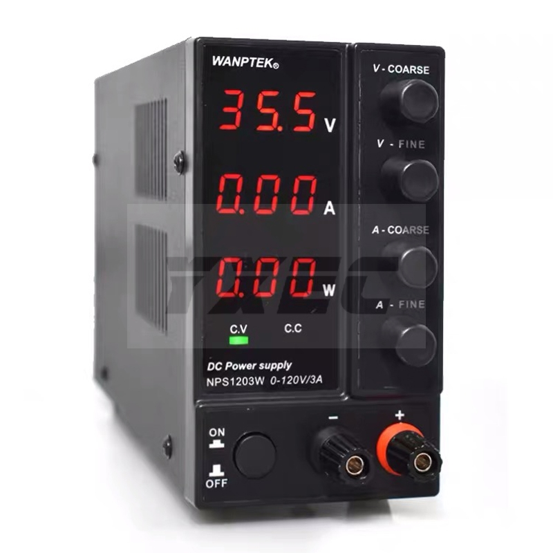 NPS306W 605W 3010W 1203W Mini Switching Regulated Adjustable DC Power Supply with power display 30V6A 60V10A