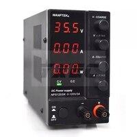 NPS306W/605 W/3010 W/1203 W Mini Comutação Regulada fonte de Alimentação DC Ajustável com display de energia 30V6A/60V10A 0.1 V/0.01A/0.01 W